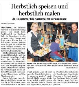 12.11.2015 Nacht Ma[h]l-en in Papenburg
