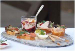 Kulinarischer Genuss in der Gutsherrenküche durch Thierling´s Restaurant-Landhotel