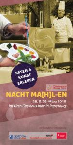 Nachtmahlen März 2019