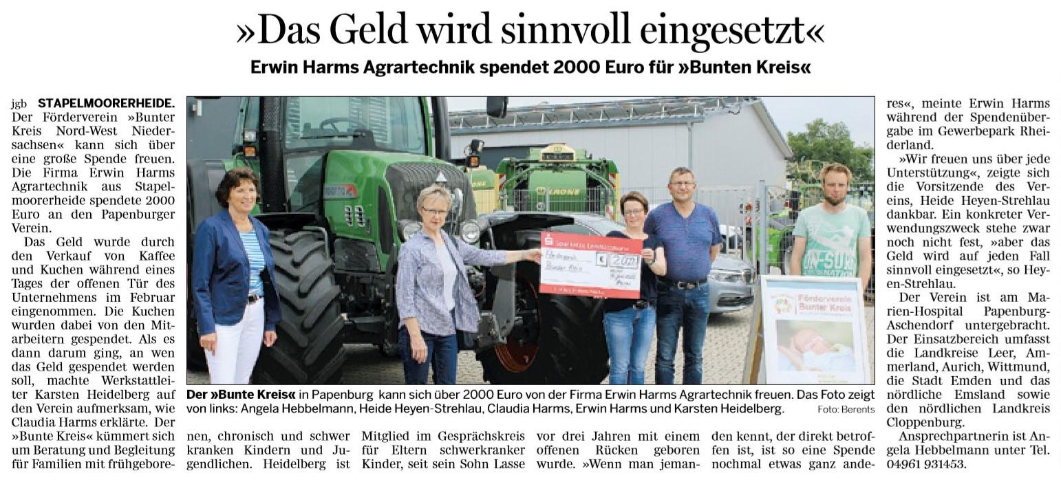 Rheiderland-Zeitung Ausgabe 18.06.2020